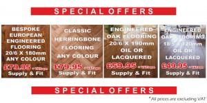 Special Offer from Wood Flooring GB