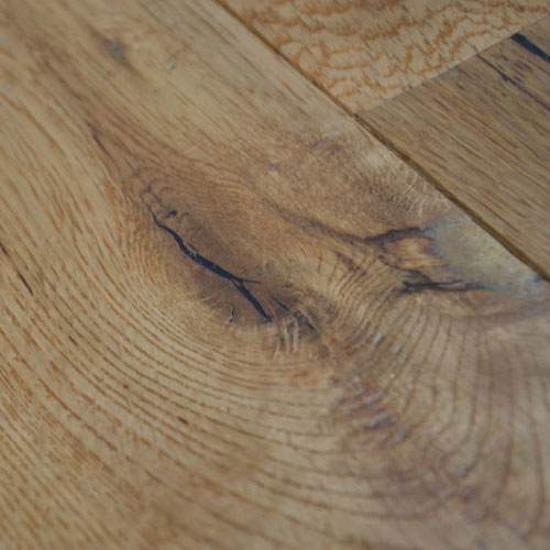 Rustic 190 Handscraped Smoked Brushed Oak